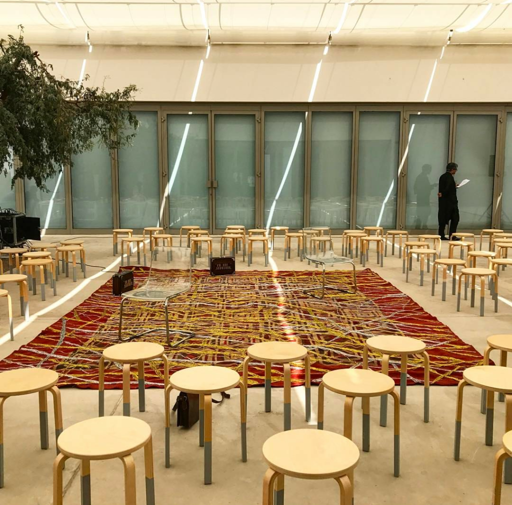 Raqs Media Collective's 'The Necessity of Infinity' in Sharjah Art Foundation